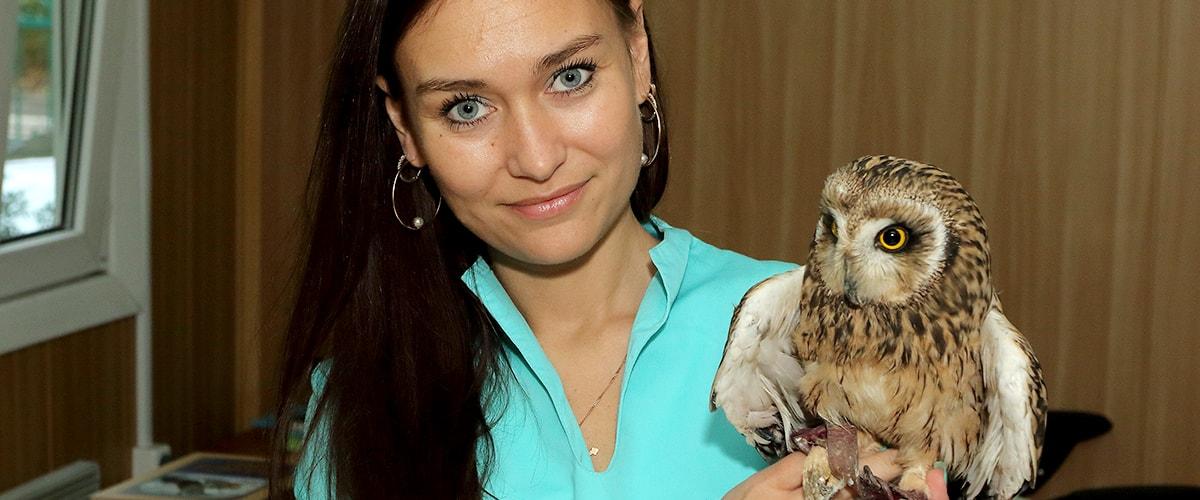 ветеринар орнитолог